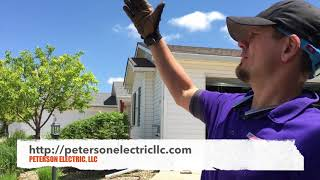 How to hook up a tiny house to electrical power