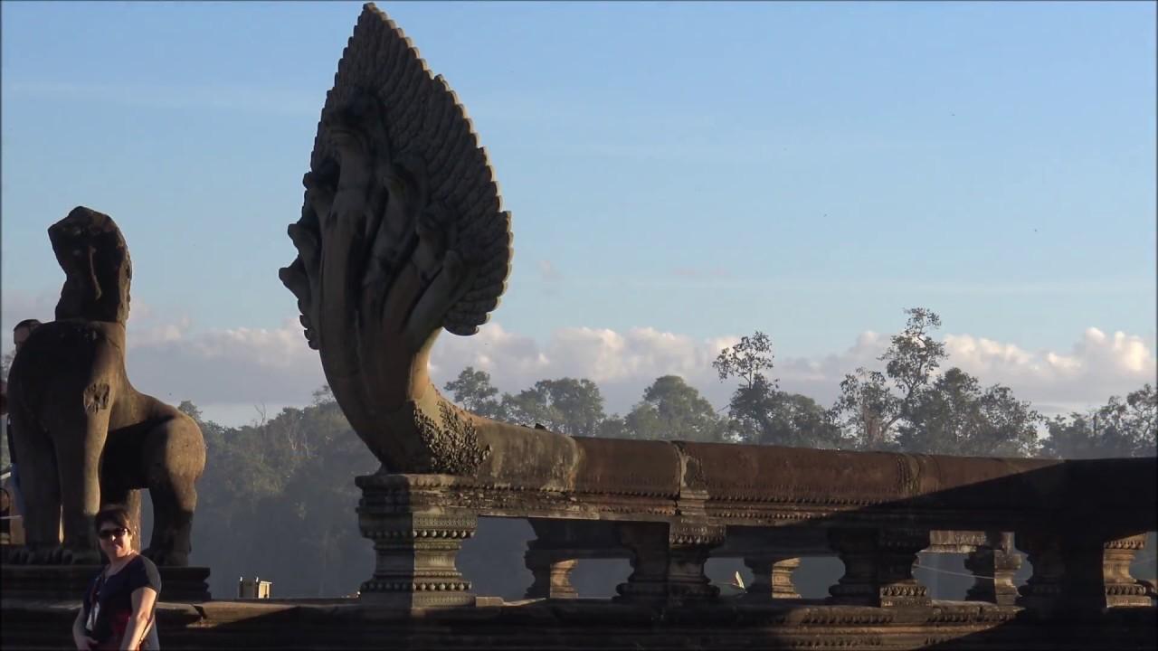 Два дня в Камбодже. Экскурсия из Паттайи