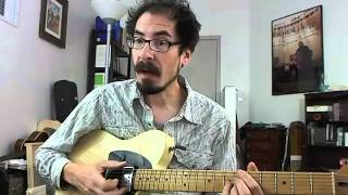 50 Jazz Blues Licks - #28 Jimmy Forrest - Guitar Lesson - David Hamburger