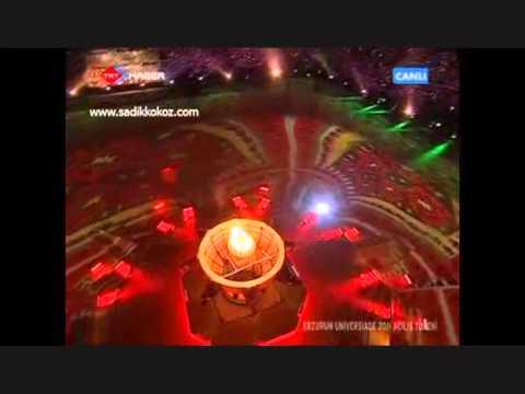 Hani Yaylam Türküsü - Universiade 2011 Erzurum Açılış Gösterileri