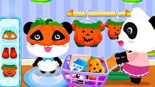 BABY PLAY SUPERMARKET - HELP MOM TO GO SHOPPING - Educational KIDS GAMES