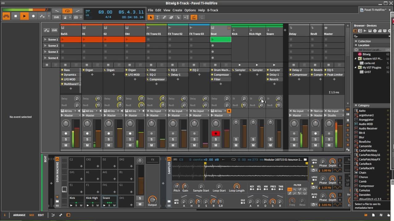 bitwig 8 track download