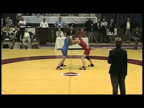 2007 Commonwealth Championships: 55 kg Final Andrea Ross vs. Terri McNutt