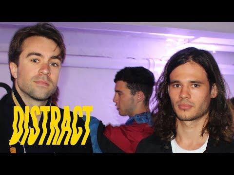 The Vaccines chat 'I Can't Quit', New Music & Fashion @ ASOS Party LFWM