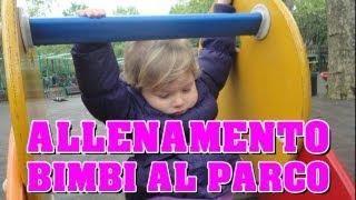 Allenamento Bambini | Il parco giochi parigino