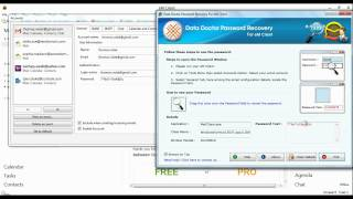 How To Recover Restore Retrieve eM client Email Client Deleted Passwords Password Recovery Software