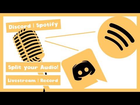🎤 StreamLabs OBS Tutorial | Split Discord/Spotify/In-Game Audio 2019