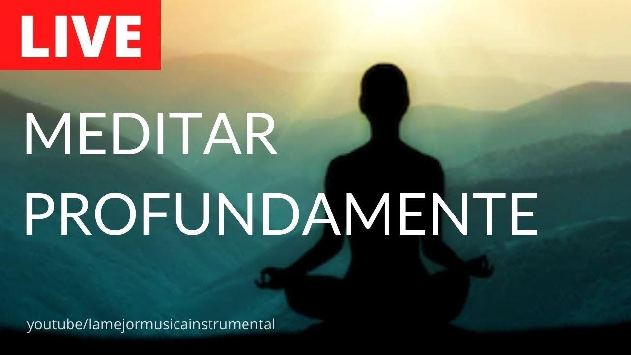 Musica Relajante Para Meditar Profundamente - (Ondas Theta)