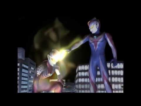 Ultraman FE3 - S rank on Cosmos vs Justice: The Final Battle stage