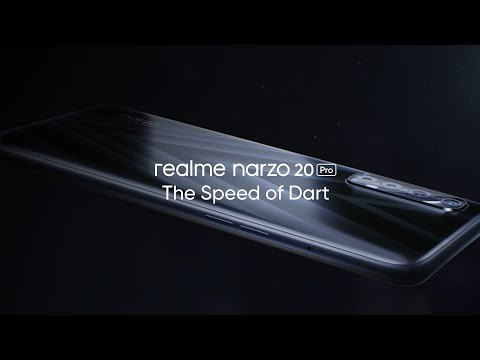 realme Narzo 20 Pro | The Speed Of Dart
