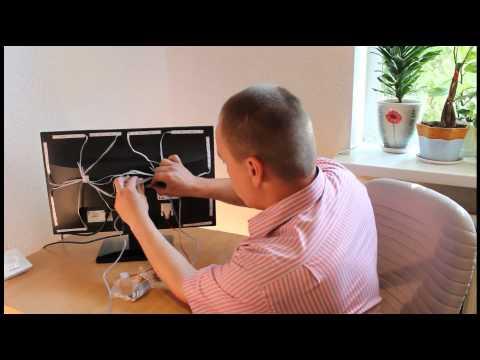 видео: Как расширить возможности монитора на компьютере!