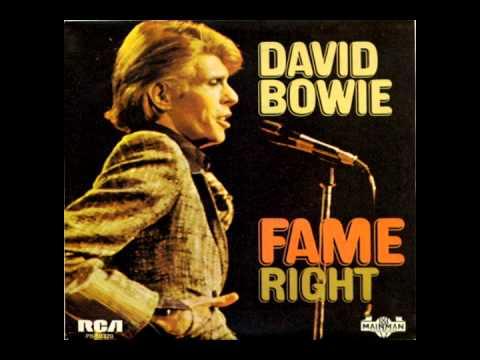 David Bowie & John Lennon - Fame - 1975