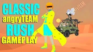 Keni menu qe S'kthena a ? Classic Me angryTEAM | Rush GamePlay | TIBU #day8