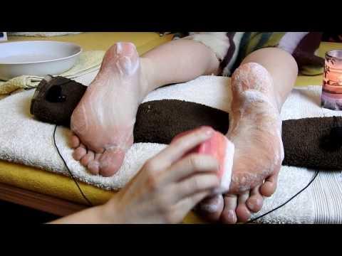 Amazing Foot Care *ASMR