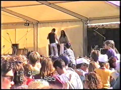 19950108 - Washed, Geelong Racecourse Fair
