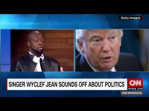 Wyclef Interview