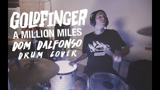 "Goldfinger ""A Million Miles"" 