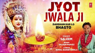 Jyot Jwala Ji I SALEEM I Punjabi Devi Bhajan I Full Audio Song