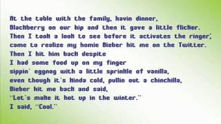 Justin Bieber Ft. Busta Rhymes - Drummer Boy Lyrics