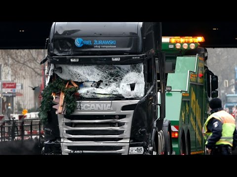 Berlin truck deaths believed to be a terror attack