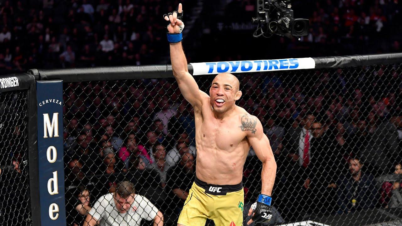 O retorno do rei do Rio | José Aldo | UFC 265