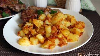 Картофельный гарнир к мясу(, 2015-12-22T07:43:39.000Z)