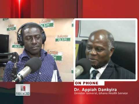 Minister of  state to be induced - Fabewoso on Adom TV