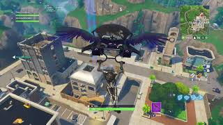 *FORTNITE INVINCIBLE GLITCH TILTED TOWERS* BATTLE ROYALE