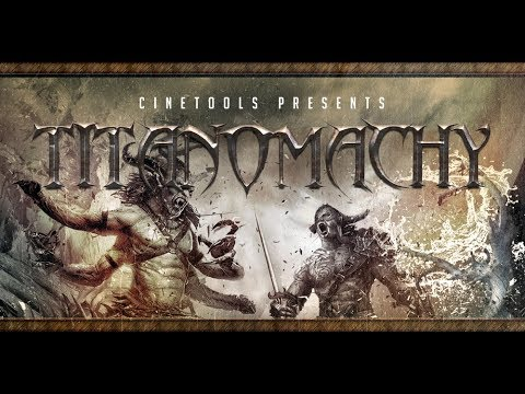 """""""Titanomachy"""" Battle-Fiction SFX Library by Cinetools"""