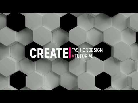 Fashion design #TUTORIAL   CAD 2D Create   How to create #Seams thumbnail