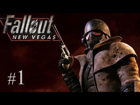 Fallout: New Vegas прохождение с Карном. Часть 1