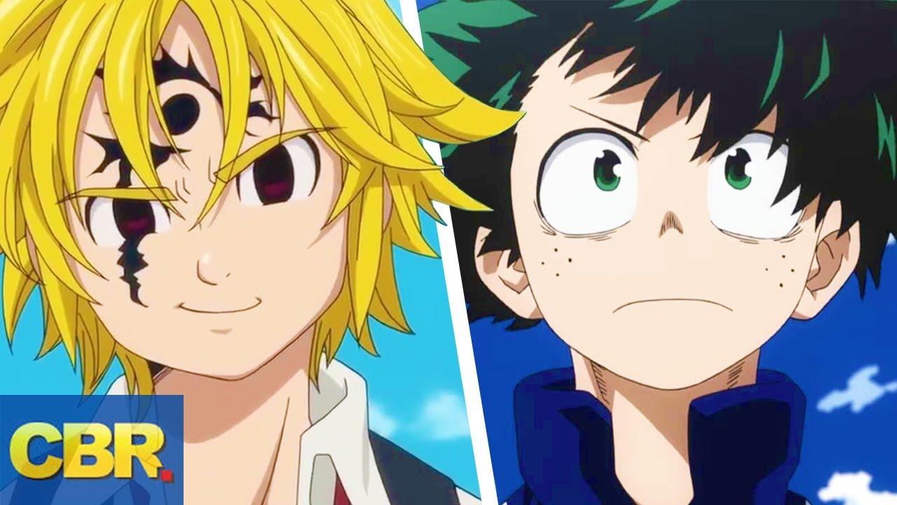 top ten best anime characters