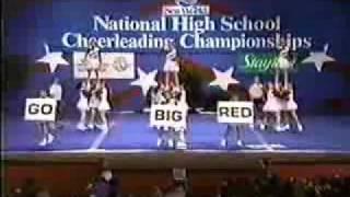 Sparkman High School <b>1993</b> - <b>Cheerleading</b>