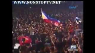 The Dawn - Salamat Tanduay Rhum Rockfest Year VII 2013 Concert