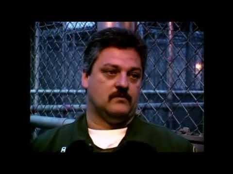 Lockup California Prison 2001