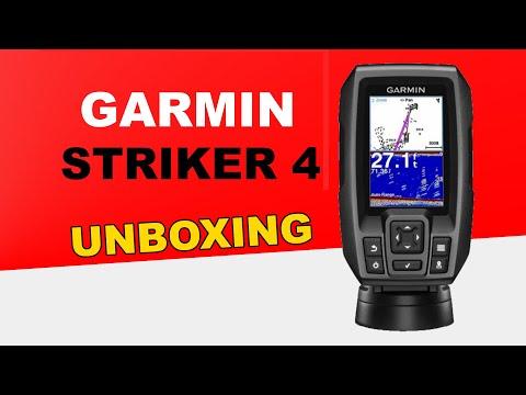 garmin striker 4 unboxing hd