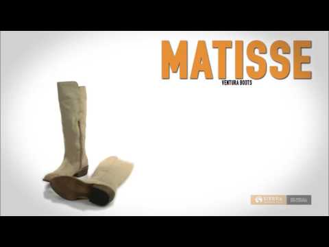Matisse Ventura Boots - Vegan Leather (For Women)