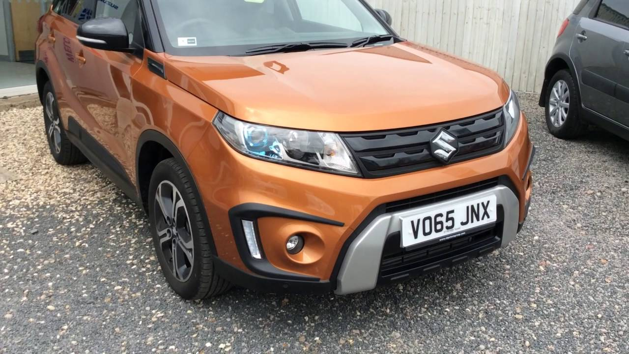 2015 suzuki vitara 1 6 ddis sz5 rugged pack 5dr vo65 jnx at st peter 39 s suzuki worcester youtube. Black Bedroom Furniture Sets. Home Design Ideas