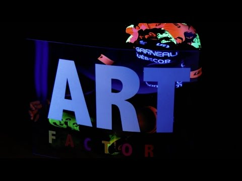 Garneau Quebecor Art Factory 2017