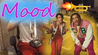 Mood - 24kGoldn ft. Iann Dior (Trumpet Loop Cover)