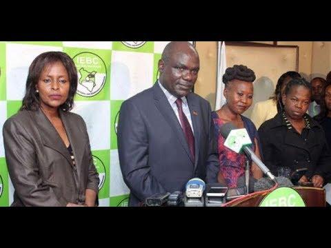 US, European Union's 18-point proposal to IEBC Chairman Wafula Chebukati