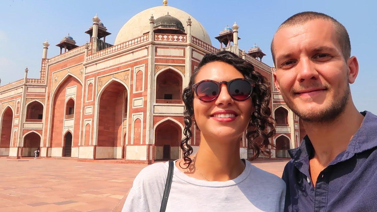 MAGNIFICENT NEW DELHI! INDIA TRAVEL