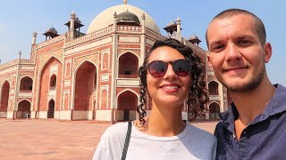 MAGNIFICENT NEW DELHI! INDIA TRAVEL