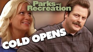 Best Of Cold Opens | Parks and Recreation | Comedy Bites
