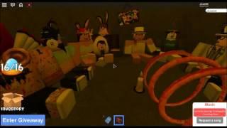 Roblox [EASTER HUNT] MMP Hangout pt 2 (2017)