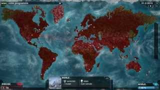 Plague Inc Evolved SMALLPOX MEGABRUTAL 3 BIOHAZARDS