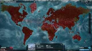 Plague Inc Evolved SMALLPOX MEGABRUTAL 3 BIOHAZARDS