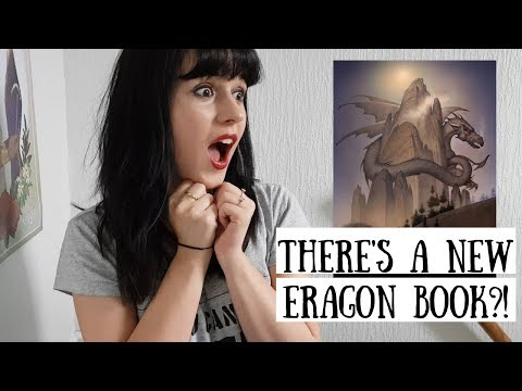 THERE'S A NEW ERAGON BOOK!!!!