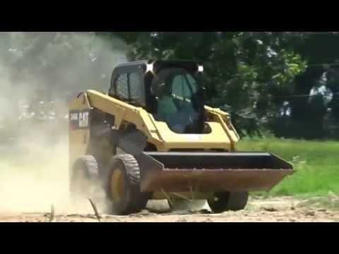 2014 Caterpillar 246D Skid Steer Skt# CA0687
