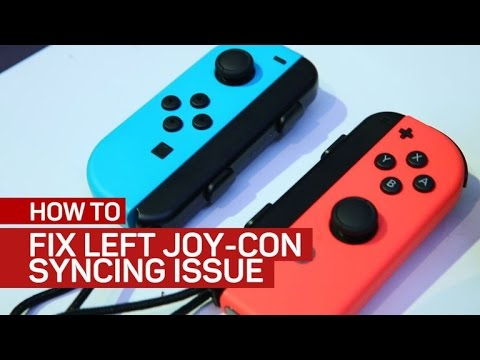 How to fix your Nintendo Switch Joy-Con wireless issues